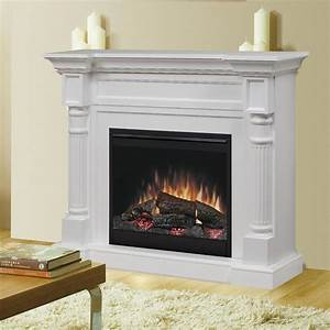 Choosing The Right White Electric Fireplace For You