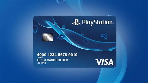 sony launches playstation credit card   store