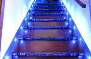 Escalier Led Arduino by Led Stairway Automatically Treats You Like Royalty Pcworld