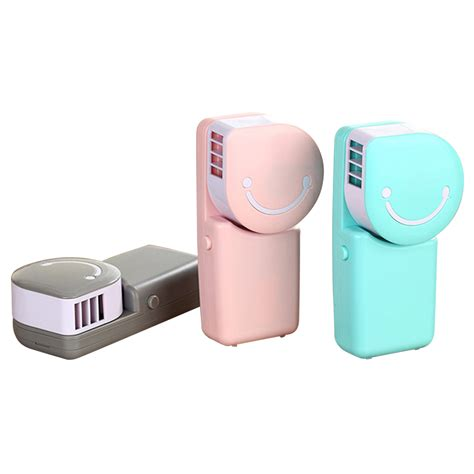 fans that run on batteries desktop portable small fan mini air conditioner runs on