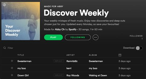 Spotify's Discover Weekly Vs. Apple Music's New Music Mix