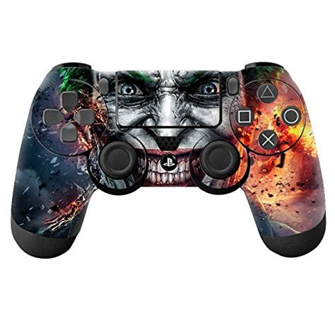 joker firsticker decal skin  playstation  ps