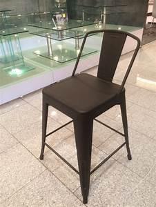 Bürostuhl Sitzhöhe 65 Cm : barstuhl metall im industriedesign barhocker anthrazit metall sitzh he 65 cm ~ Bigdaddyawards.com Haus und Dekorationen
