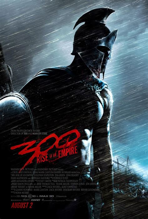 300: Rise of an Empire (2014) Movie Trailer, Release Date ...