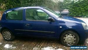 2004 Renault Clio Expression 16v For Sale In The United Kingdom