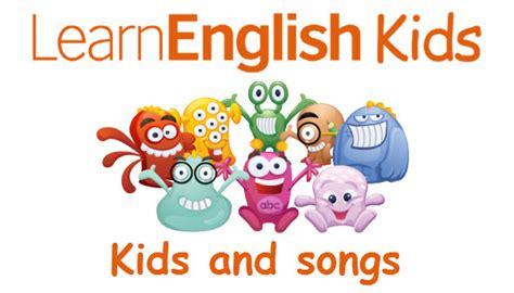 kids  songs teachingenglish british council bbc