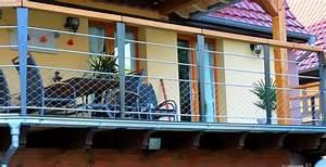 Garde De Corps Terrasse : garde corps terrasse metal concept escalier ~ Melissatoandfro.com Idées de Décoration