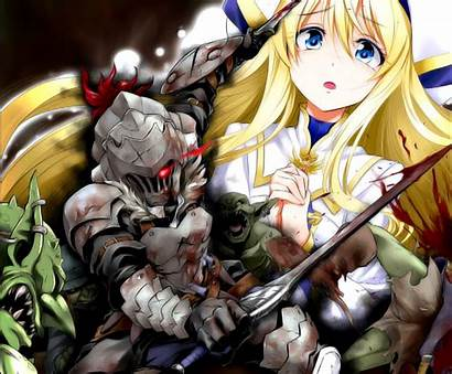 Goblin Slayer Anime Onna Shinkan Priestess 1080p