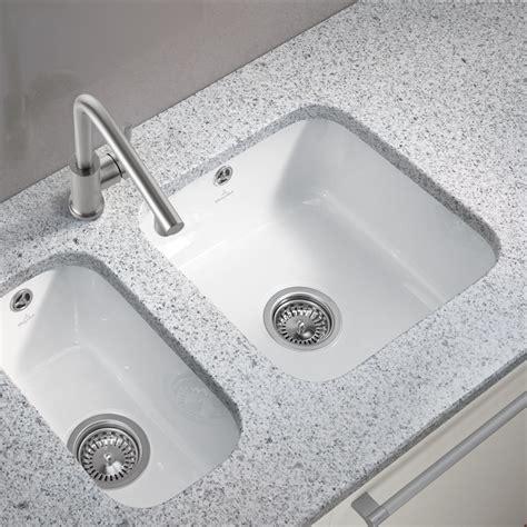 ceramic undermount kitchen sink villeroy and boch cisterna 50 undermount ceramic kitchen sink