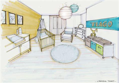 faire un plan de chambre aménagement d 39 une maison sur plan 91 chambre du bébé