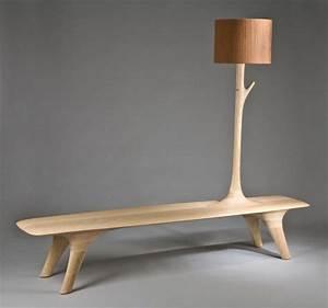 la deco de la maison objets en bois archzinefr With objet deco design salon