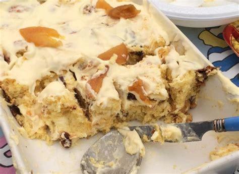 panettone pudding