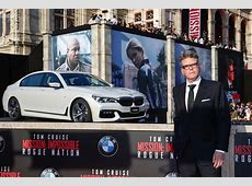 """New BMW 7 Series Featured in """"Mission Impossible Rogue"""