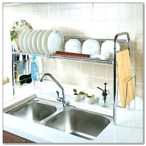 metal rack for kitchen sink kitchen drying rack target dish drying rack dish drying