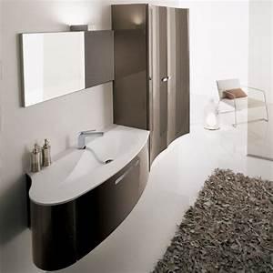 salle de bain taupe et blanc With salle de bain taupe et blanc