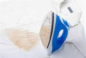 Removing Iron Burn Marks on Clothing | ThriftyFun