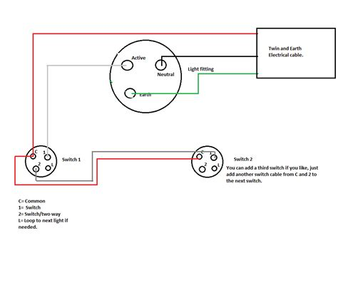 2 way switch wiring diagram light wiring readingrat net wire a 2 way light switch uk