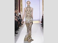 Zuhair Murad Spring Couture 2013 toronto fashion blog 9