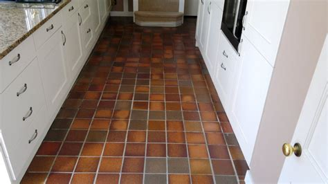 quarry tile kitchen quarry tile restoration in fareham tile doctor hshire 1700