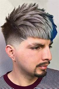 The Full Guide For Silver Hair Men  How To Get  Keep