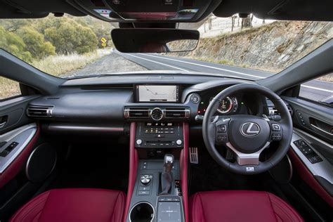 lexus rc  sport review