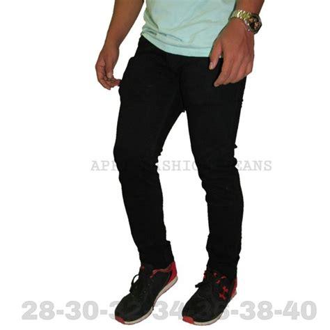 Celana Large Size Wh0106 jual celana slim fit pria big size ukuran jumbo 36