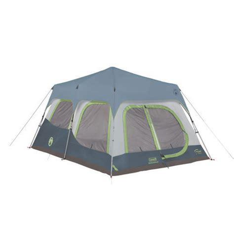 coleman 10 person instant cabin tent new coleman 10 person instant tent cabin 14 ft x 10 ft