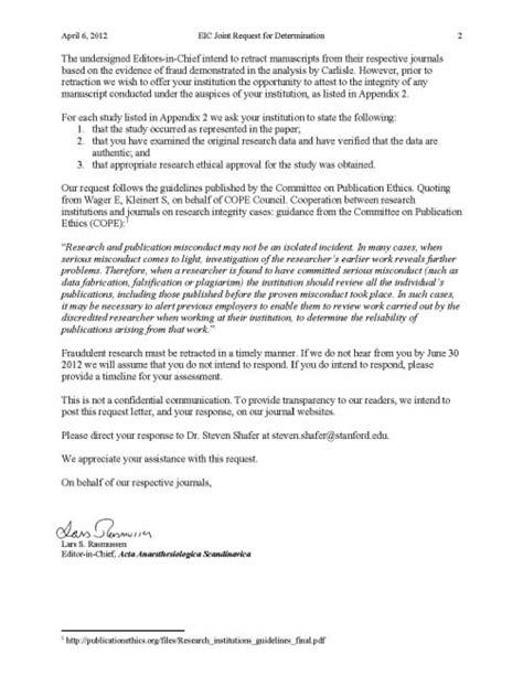 Cover Letter For Manuscript Sle by Journal Manuscript Cover Letter