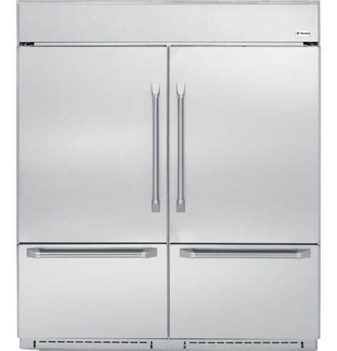 zicpsss ge monogram  professional built  bottom freezer refrigerator monogram appli