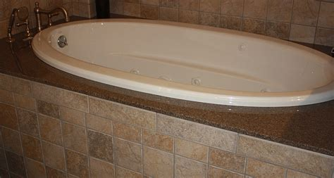 Stone Shower Surround by Tub Decks Taylor Tere Stone 174