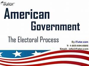 The Electoral Process