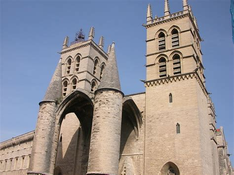 Montpellier Cathedrale