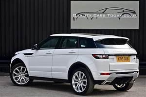 Range Rover Evoque Sd4 : used land rover range rover evoque range rover evoque sd4 dynamic 2 2 5dr estate automatic ~ Medecine-chirurgie-esthetiques.com Avis de Voitures