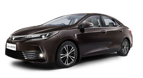 Toyota Corolla Altis Picture by All New Toyota Corolla Altis 2017 Launched In India
