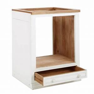 Meuble Pour Plaque De Cuisson : meuble pour plaque de cuisson et four farqna ~ Dailycaller-alerts.com Idées de Décoration