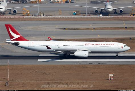 airbus   cathay dragon aviation photo  airlinersnet