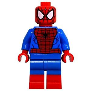 amazoncom lego marvel super heroes minifigure spider