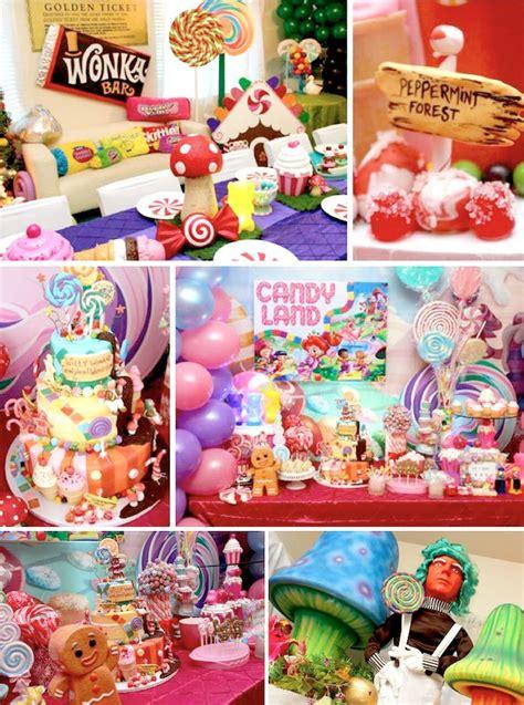 Kara's Party Ideas Willy Wonka's Winter Wonderland Party