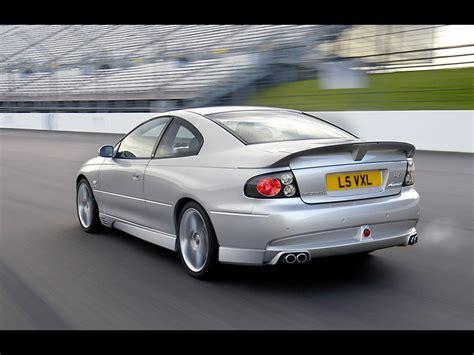 2005 Vauxhall Monaro Vxr Rear Angle 1280x960 Wallpaper