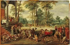 File:Jan Brueghel the Younger, Satire on Tulip Mania, c ...
