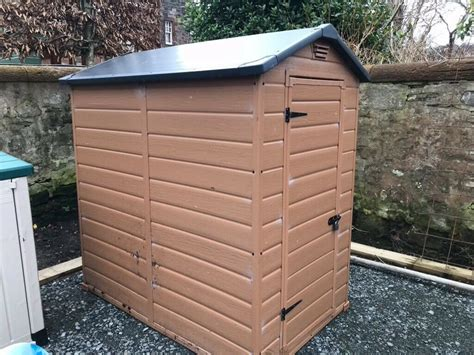b q garden sheds for sale uk plastic garden shed in morningside edinburgh gumtree