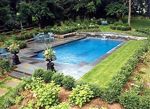 Classic traditional pool designs armond aquatech pools for Classic pool designs