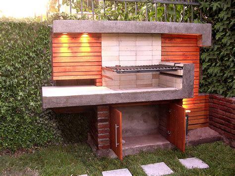 maravillosas ideas  incluir en  asador de jardin luxsa