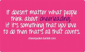 quotes about cheer | Tumblr