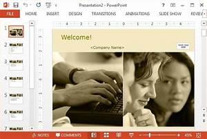orientation powerpoint presentation template - best free corporate powerpoint templates