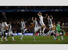 Juventus hold firm to knock out Barcelona — Nigeria Today