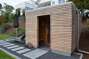 Saunahaus Mit Dusche : saunabau bergisch land ~ Frokenaadalensverden.com Haus und Dekorationen