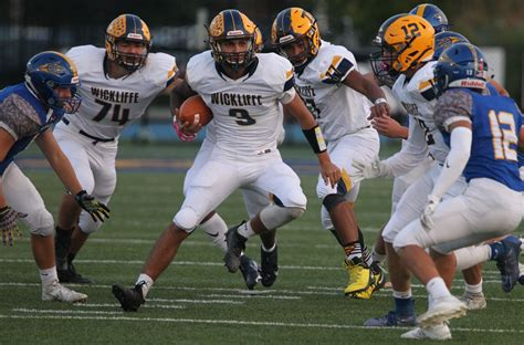 Statewide Ohio high school football scores for Friday ...