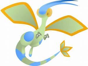 Pokemon Shiny Flygon Images | Pokemon Images