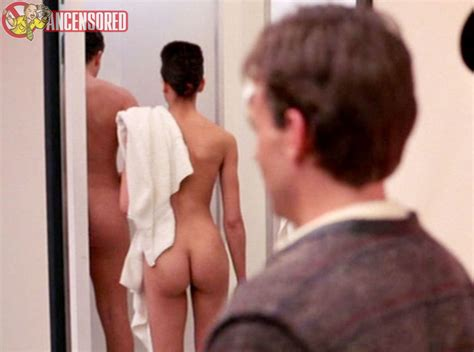 naked anne marie johnson in robot jox